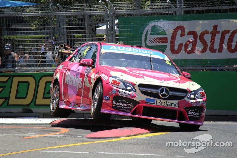Mercedes E 63 V8 Supercars Championship