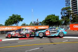 James Courtney und Scott McLaughlin, Garry Rogers Motorsport