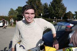 Marijan Griebel, ADAC Opel Rallye Junior Team