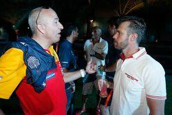 Tom Coronel, ROAL Motorsport ile Tiago Monteiro, Honda JAS Yarış Takımı