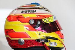 Helm von Tin Sritrai, Campos Racing