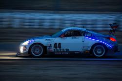 #44 Valkyrie Autosport, Nissan 350Z: Brian Lock, Giles Powell, Mark White, Mark Busalacchi, Annand S
