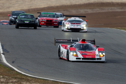 #16 Davidson Racing, DR Eagle: Brandon Kraus, Alex Lloyd, Brad Frisselle, Dion von Moltke