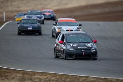 #12 HPD Honda Racing, Honda Fit