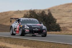 #43 CA Sport Nissan 370Z: Ric Shaw, Philip Alexander, Dave Cox, Stephen Borness