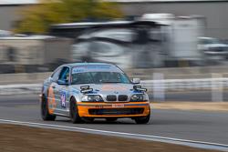 #14 Technik HQ Autosport BMW 330d: Peter Hopelain, Neil Daly, Will Rodgers, Joey Jordan, Richard Coh