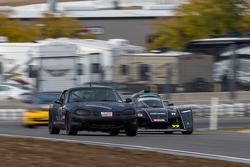 #13 SP Racing Mazda Miata