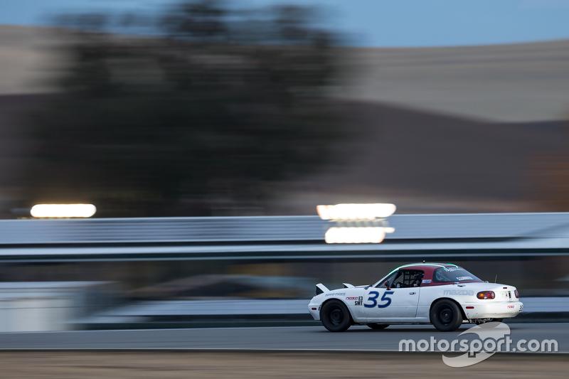 #35 Mazda Miata