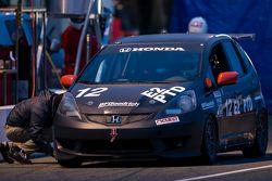 #12 HPD Honda Racing Honda Fit