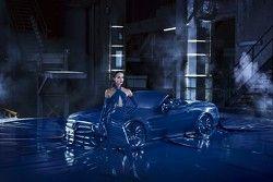Mercedes-Benz SL di latex
