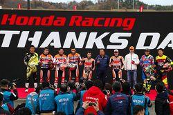 Honda drivers