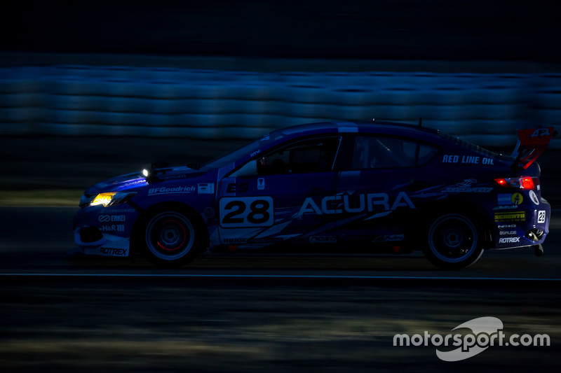 #28 Acura ILX