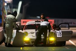 #18 SpeedTrixx Porsche GT3 Cup: Will Hunolz