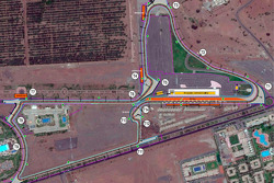 Revised Marrakech track layout revealed