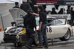 #18 SpeedTrixx, Porsche GT3 Cup: Will Hunolz