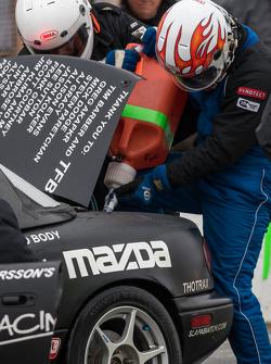 #32 Mazda Miata