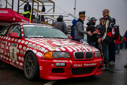 #0 Grip Racing, BMW 330ci