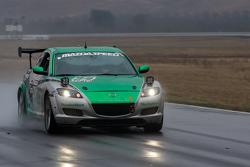 #34 RDR, Mazda RX-8