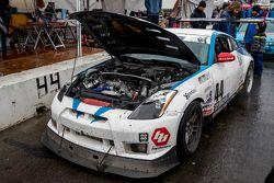 #44 Valkyrie Autosport Nissan 350Z: Brian Lock, Giles Powell, Mark White, Mark Busalacchi, Annand Sh