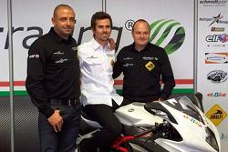 Presentazione Nico Terol, Team Schmidt Racing