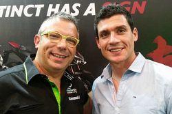 Sylvain Barrier e Lucio Pedercini