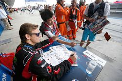 Tom Chilton, ROAL Motorsport ile taraftarlar