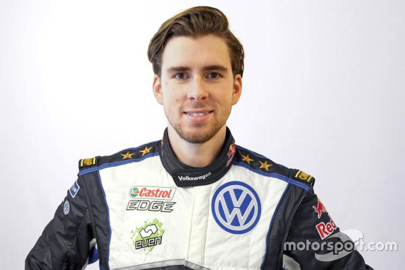 Anders Jaeger nuevo copiloto Andreas Mikkelsen
