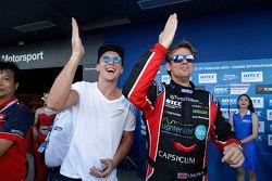 Hugo Valente, Campos Racing and Tom Chilton, ROAL Motorsport