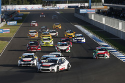 Jose Maria Lopez, Citroën C-Elysee WTCC, Citroën World Touring Car team leads