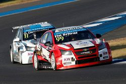 Tin Sritrai, Chevrolet RML Cruze TC1, Campos Racing