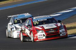Tin Sritrai, Chevrolet RML Cruze TC1, Campos Racing