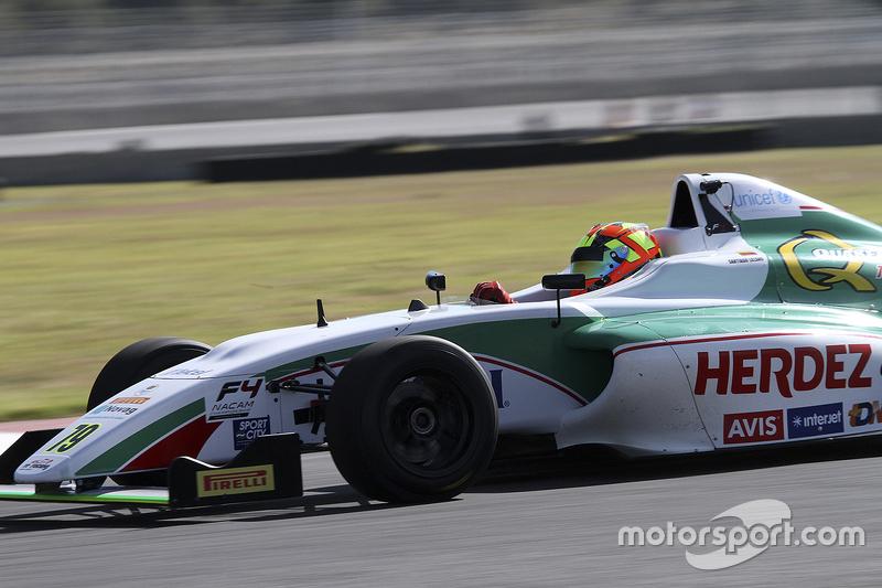 Santiago Lozano, RPL Racing