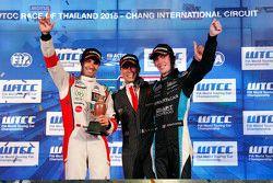 Mehdi Bennani, Sébastien Loeb Racing, Stefano D'Aste, Münnich Motorsport and Gregoire Demoustier, Cr