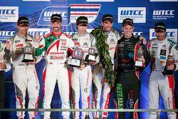 Sébastien Loeb, Citroën World Touring Car team, Tiago Monteiro, Honda Racing Team JAS, Ma Qing Hua,