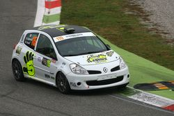 Romano Fenati y Davide Gabrielli, Renault Clio