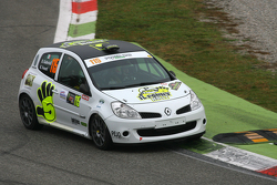 Romano Fenati and Davide Gabrielli, Renault Clio