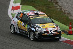 Kevin Gilardoni and Corrado Bonato, Renault Clio