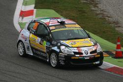 Kevin Gilardoni e Corrado Bonato, Renault Clio