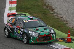 Robert Consani and Maxime Vilmot, Citroën DS4