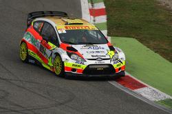 Alessandro Perico y Moreno Morello, Ford Fiesta