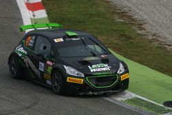 Fabio Babini y Giacomo Ciucci, Peugeot 208 T16