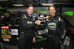 Fabio Babini e Giacomo Ciucci, Peugeot 208 T16