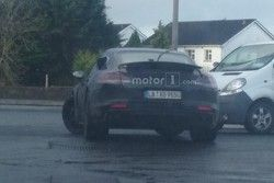 Porsche Panamera 2016 spyfoto