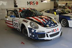 #20 MRS GT Racing, Porsche GT3 991 Cup: Charles Putman, Charles Espenlaub, Sascha Maassen