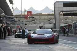 Dragon Racing Ferrari