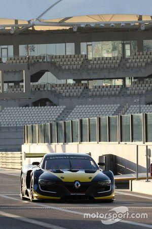 #10 Equipe Verschuur Renault RS01: Cesar Ramos, Filipe Barreiros, Jean-Pierre Lequeux