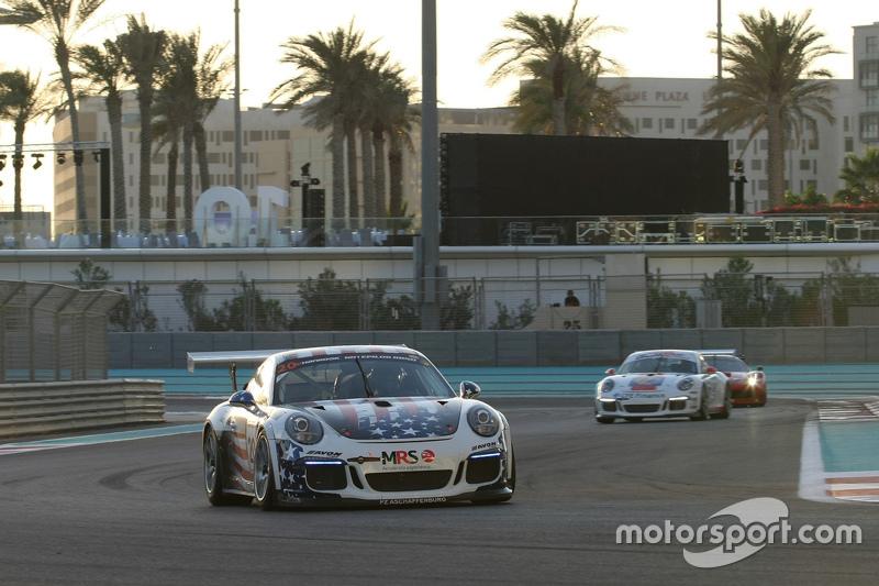 #20 MRS GT Racing Porsche GT3 991 Cup: Charles Putman, Charles Espenlaub, Xavier Maassen