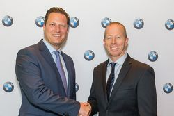 Marc Werner, BMW and Steven Richards