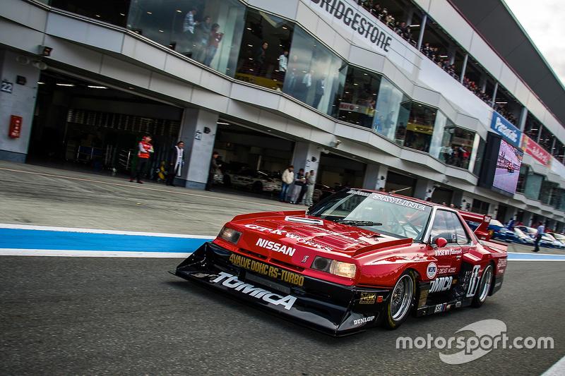 #7: Nissan Skyline GT-R