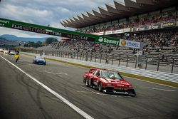 Starting line at the Nismo Festival